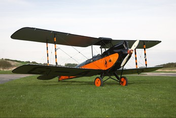 G-AANL - Private de Havilland DH. 60 Moth