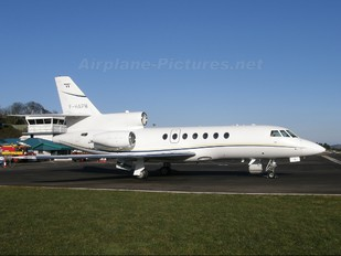 F-HAPM - Michelin Air Services Dassault Falcon 50