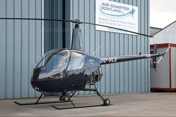 OO-VCE - Private Robinson R22