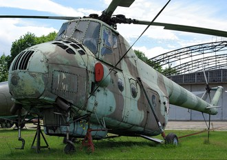 511 - Poland - Air Force Mil Mi-4