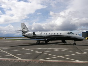 G-CJCC - Private Cessna 680 Sovereign