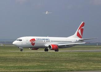 OK-DGN - CSA - Czech Airlines Boeing 737-400