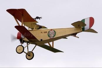 ZK-NIM - Private Nieuport 11 Bebe (replica)