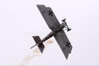 ZK-FLZ - Private Pfalz D-III (replica)