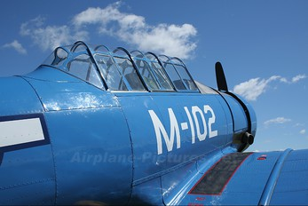 VH-MDP - Private North American Harvard/Texan (AT-6, 16, SNJ series)