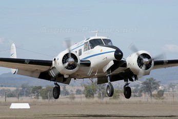 VH-ATX - Private Beechcraft 18 Twin Beech H series