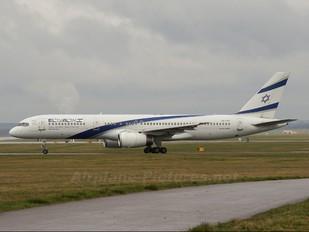 4X-EBV - El Al Israel Airlines Boeing 757-200