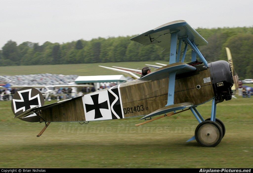 Private G-CDXR aircraft at Popham