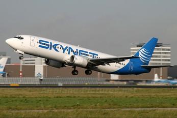 EI-CXK - Skynet Boeing 737-400