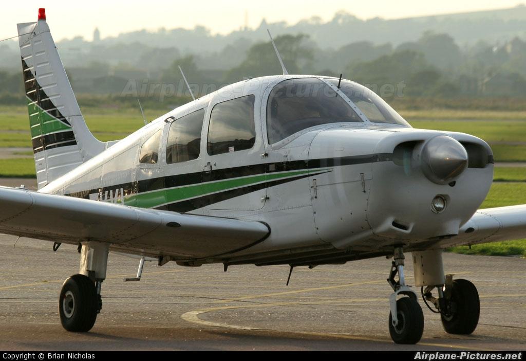 Private G-EKKL aircraft at Brighton - Shoreham