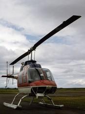 G-BAUN - Bristow Helicopters Bell 206B Jetranger
