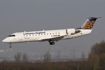 D-ACRO - Eurowings Canadair CL-600 CRJ-200