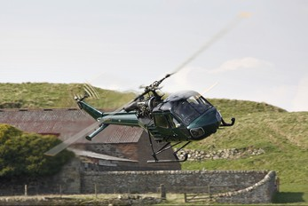 G-BYKJ - Private Westland Scout AH.1
