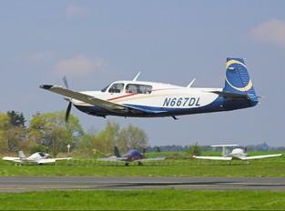 N667DL - Private Mooney M20R
