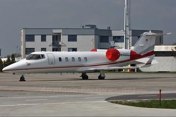 OE-GGL - Private Learjet 60