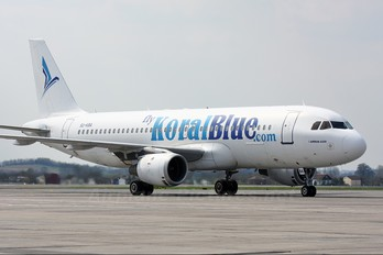 SU-KBA - Koral Blue Airlines Airbus A320