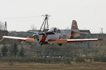SP-CSY - Private Zlín Aircraft Z-526