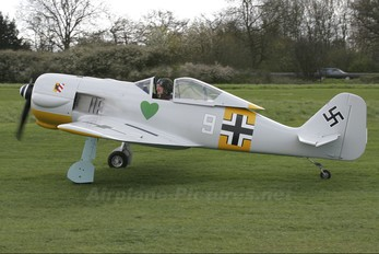 G-CCFW - Private W.A.R. Fw.190