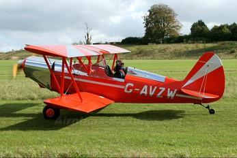 G-AVZW - Private EAA Biplane Model B