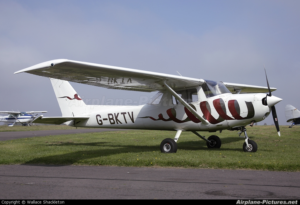 Leading Edge G-BKTV aircraft at Perth - Scone