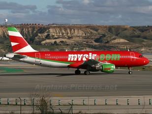 EI-DJH - Myair Airbus A320