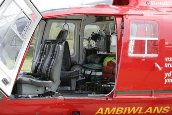 G-BTHV - Wales Air Ambulance Bolkow Bo.105