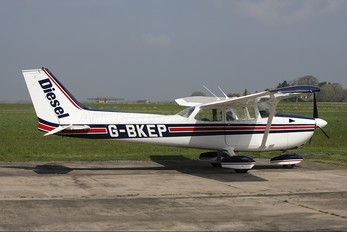 G-BKEP - Private Cessna 172 Skyhawk (all models except RG)