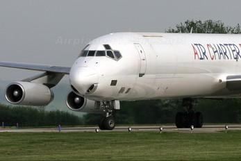 9G-AXB - Air Charter Express Douglas DC-8-63F