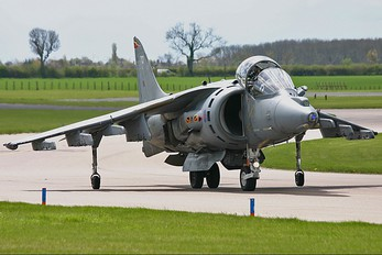 ZD465 - Royal Air Force British Aerospace Harrier GR.7