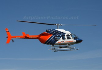 OK-AHD - Alfa Helicopter Bell 206LT