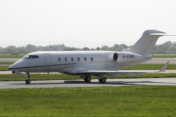 G-UYGB - Air Partners Private Jets Bombardier BD-100 Challenger 300 series