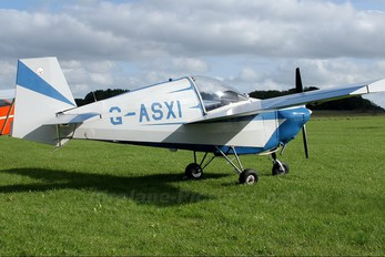 G-ASXI - Private Tipsy Nipper T.66