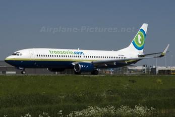 N739MA - Transavia Boeing 737-800