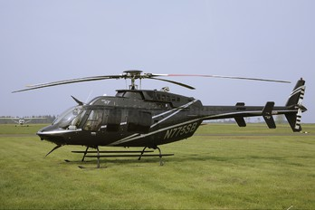 N775SB - Private Bell 407