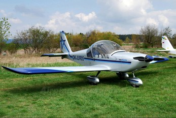 OK-JUR05 - Private Evektor-Aerotechnik EV-97 Eurostar