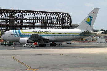OB-1765-P - Aero Continente Boeing 767-200ER