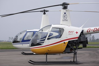 G-DABS - Kingsfield Helicopters Robinson R22