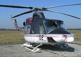 02 - Poland - Air Force Bell 412HP