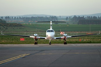 G-SERC - Private Beechcraft 300 King Air 350
