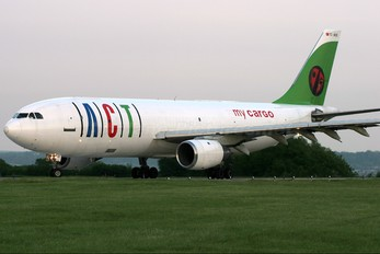 TC-ACE - ACT Cargo Airbus A300F