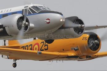 EC-ASJ - Fundación Infante de Orleans - FIO Beechcraft C-45H Expeditor