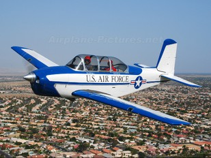 N134LM - Private Beechcraft T-34A Mentor