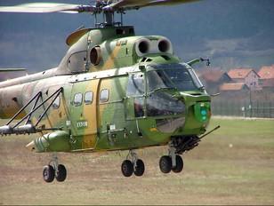 38 - Romania - Air Force IAR Industria Aeronautică Română IAR 330L-Socat Puma