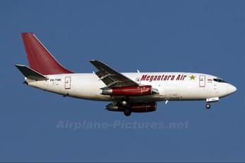 PK-TME - Megantara Air Boeing 737-200
