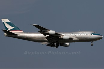 B-HMF - Cathay Pacific Cargo Boeing 747-200F