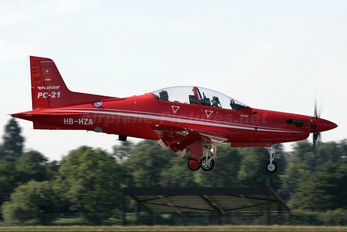 HB-HZA - Pilatus Pilatus PC-21