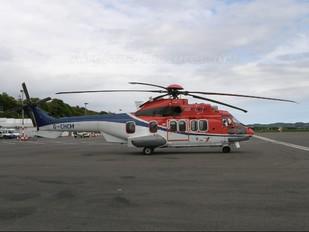 G-CHCM - CHC Scotia Eurocopter EC225 Super Puma