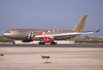A9C-KB - Gulf Air Airbus A330-200