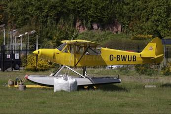 G-BWUB - Caledonian Seaplanes Piper PA-18 Super Cub