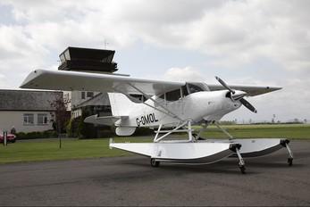 G-OMOL - Highland Seaplanes Maule MX-7 series Super Rocket